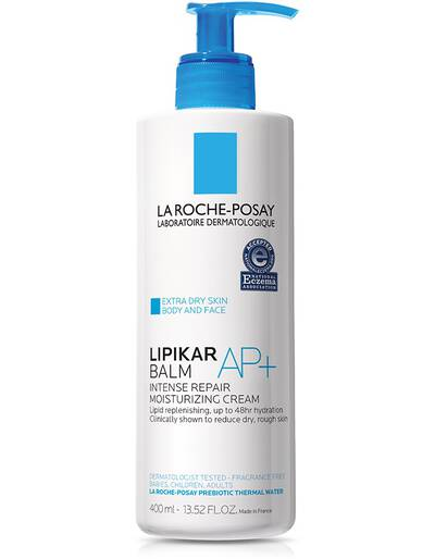 Lipikar Balm AP Moisturizer for Dry Skin 400 ML