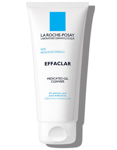 La RochePosay Effaclar gel ingredients