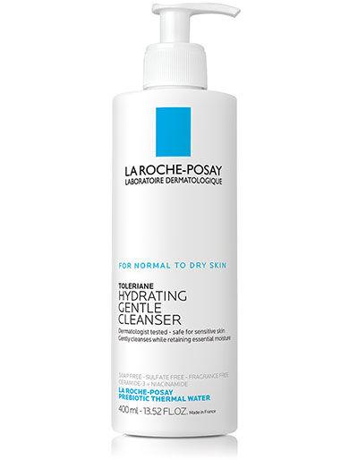 gentle facial cleanser