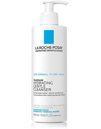 Toleriane Hydrating Gentle Cleanser La Roche-Posay
