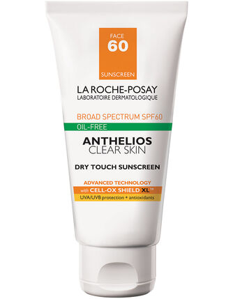 Anthelios Clear Skin SPF 60 Sunscreen