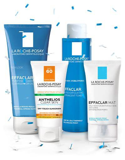 Oily Skin Care Set