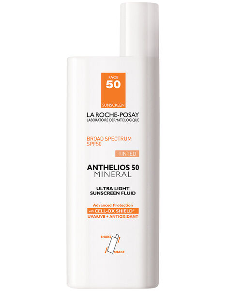 Anthelios 50 Mineral Tinted Sunscreen For Sensitive Skin