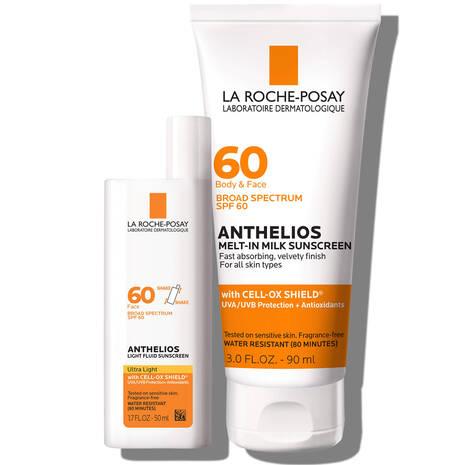 Anthelios SPF 60 Face & Body Sunscreen Set