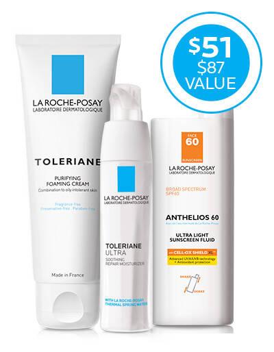 Sensitive Skin Bundle La Roche-Posay