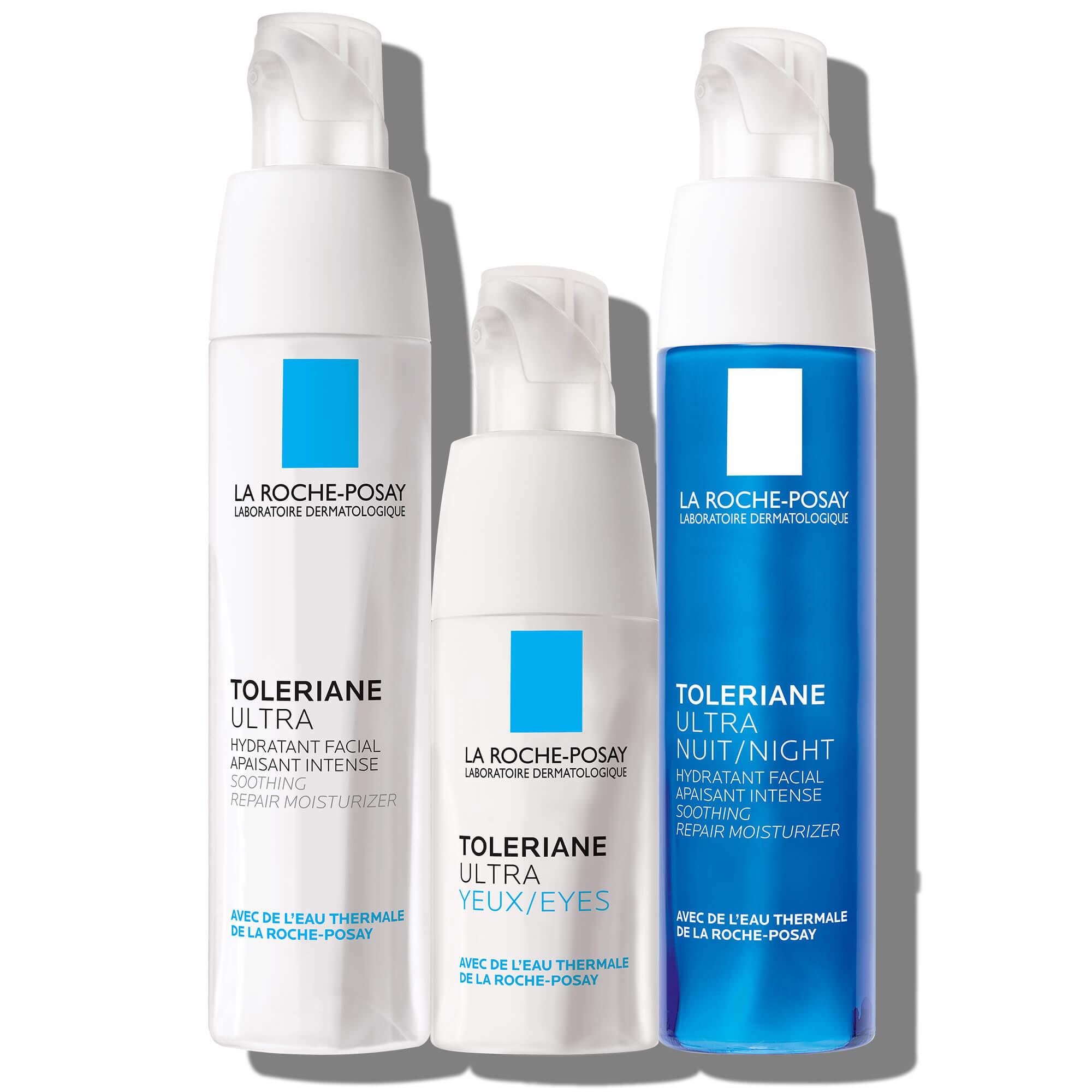 La Roche Posay Ultra Sensitive Skin Moisturizer Set